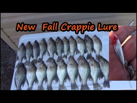 How To Catch Crappie In October Tips,Lures And Locations/Jigging For Fall Crappie/ Fall Crappie