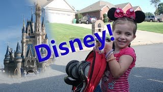 SURPRISING MY DAUGHTER WITH A TRIP TO DISNEY WORLD!