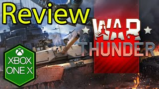 War Thunder Xbox One X Gameplay Review