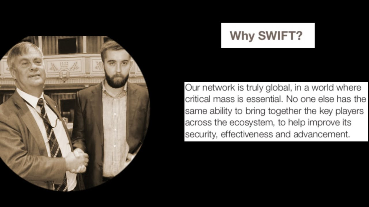 The Chainlink / Swift Connection