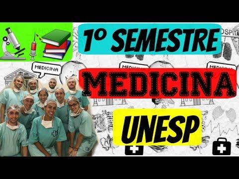 1º semestre MEDICINA UNESP - provas,rotina,lazer,sono