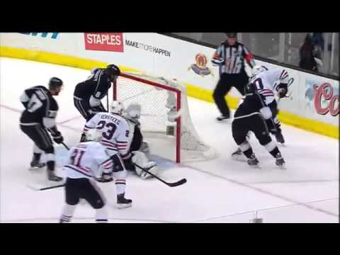 Chicago Blackhawks Vs Los Angeles Kings  Game #3 WCF  May 24th 2014  HD