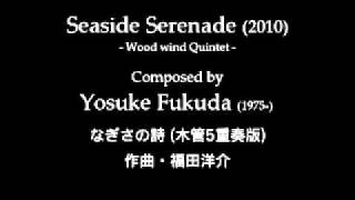 Seaside Serenade / Yosuke Fukuda なぎさの詩/福田洋介