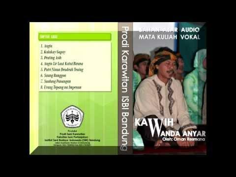 Bahan Ajar Audio Kawih Wanda Anyar