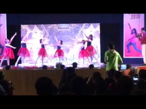 INDIAN ACADEMY OF RUSSIAN BALLET: Vashi centre Juniors show July 2016