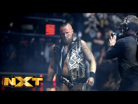 Relive Aleister Black and Johnny Gargano's tumultuous history: WWE NXT, Nov. 14, 2018
