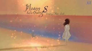 Hoàng Hôn Tháng Tám ( Chị Ơi Anh Yêu Em OST) - Dương Thảo Linh I Lyric Video