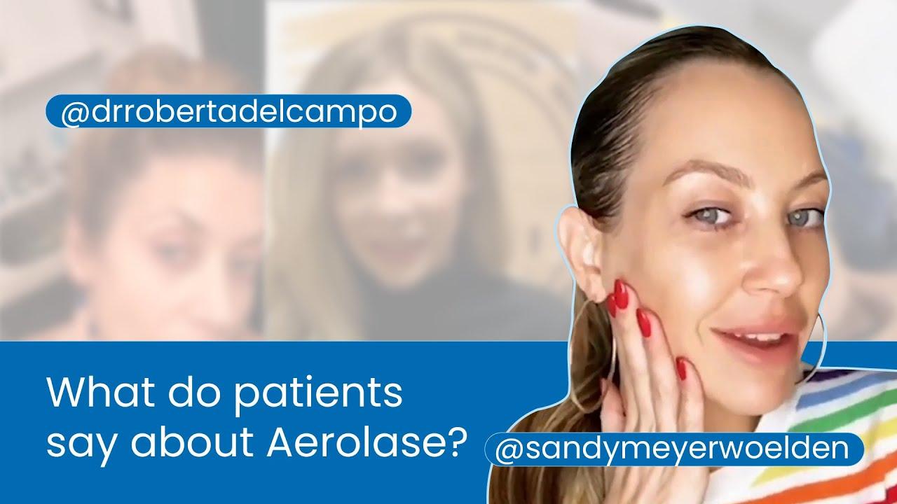 Aerolase Patient Testimonials