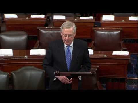 Senate debates Tax Cuts and Jobs Act (2/3)
