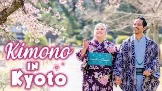 Kimono day in Kyoto! Our trip to Fushimi Inari Taisha shrine