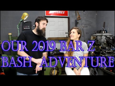 Steve & Elizabeth's 2019 Bar Z Bash Adventures #whenhellfreezesover