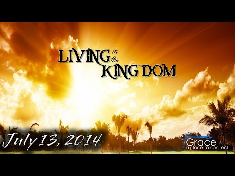 07 13 14   Living in the Kingdom   Good Soil, Good Peace