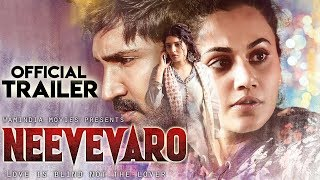 NEEVEVARO (2019) Hindi Trailer | Aadhi Pinisetty,Taapsee Pannu,Ritika | New South Movies 2019