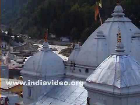 Ganga Devi Temple at Gangotri