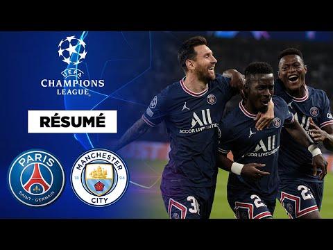 🏆 Résumé - Champions League :  Paris et Messi, c'est magique !