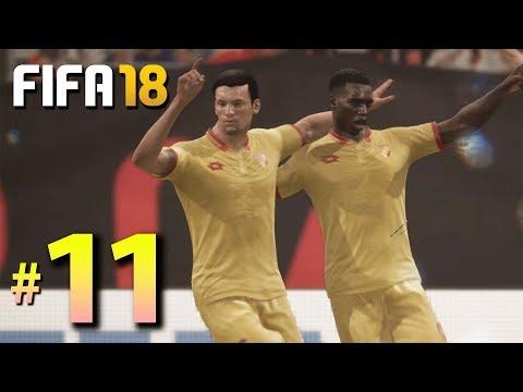 FIFA 18 KARİYER #11: ÖLÜM KALIM MAÇLARIMIZ!