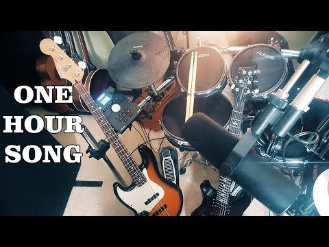 Write and record a song in one hour!