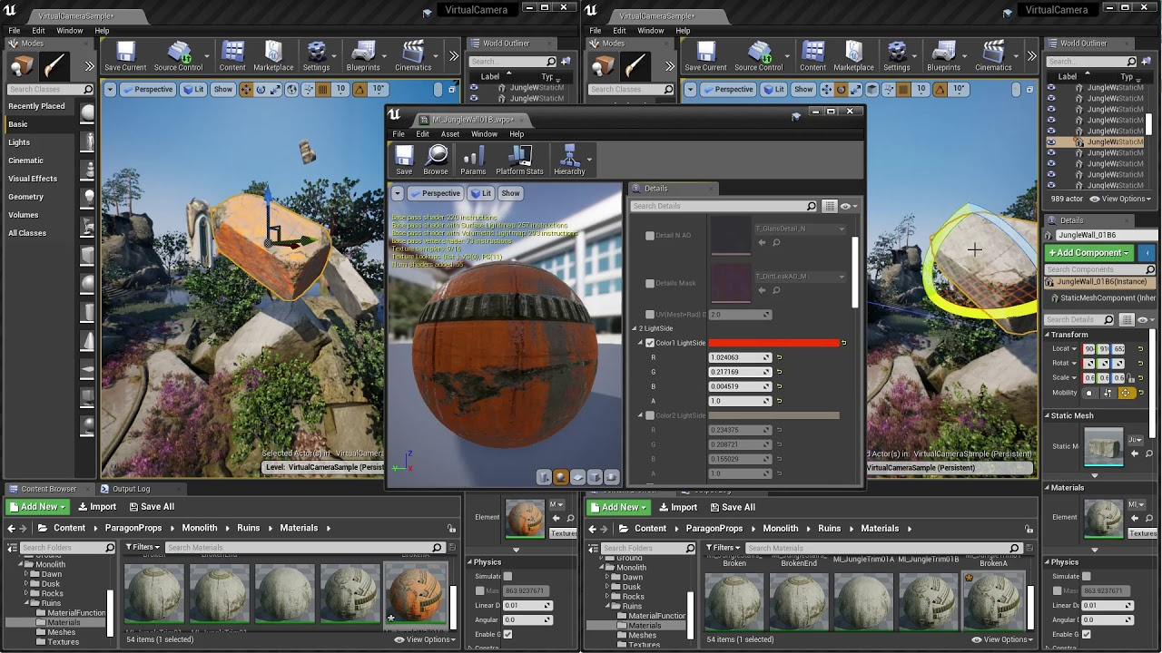 Multi-User Editing Overview   Unreal Engine Documentation