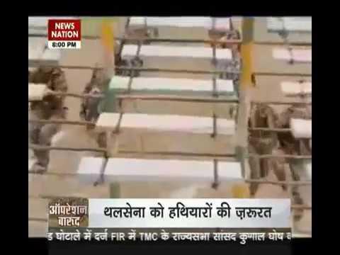 Operation Barood: Indian Army facing crisis