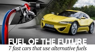 7 Alternative Fuel Cars of the Future and Best Upcoming Tesla Rivals