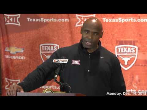Longhorn Minute: First impressions of new assistant coaches Sterlin Gilbert and Matt Mattox