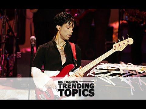 Happy Birtay Prince BET Awards + On Trending Topics: The Big Tigger Show