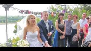 Свадьба видео Эльнар и Гульназ   -  свадебный клип 2015 - Almazstudio