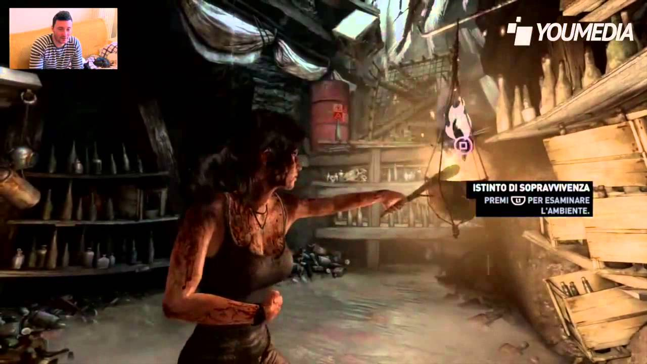 Tomb Raider Definitive Edition Ps4 Gameplay Youtube