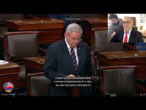 Տեսանյութ.ԱՄՆ Սենատը միաձայն ընդունել է Հայոց ցեղասպանության ճանաչման բանաձեւը