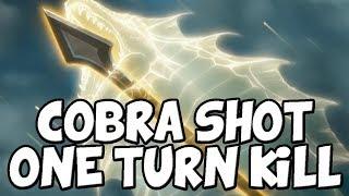 33 Damage Cobra Shot