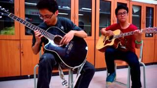 Depapepe - One Guitar Cover (Phạm Việt Dũng & Phạm Phú Nguyên)
