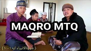 Download Ayo belajar Maqro MTQ bersama Qori' Internasional ( H.Mu'min 'Ainul Mubarok, S.Pd.I )
