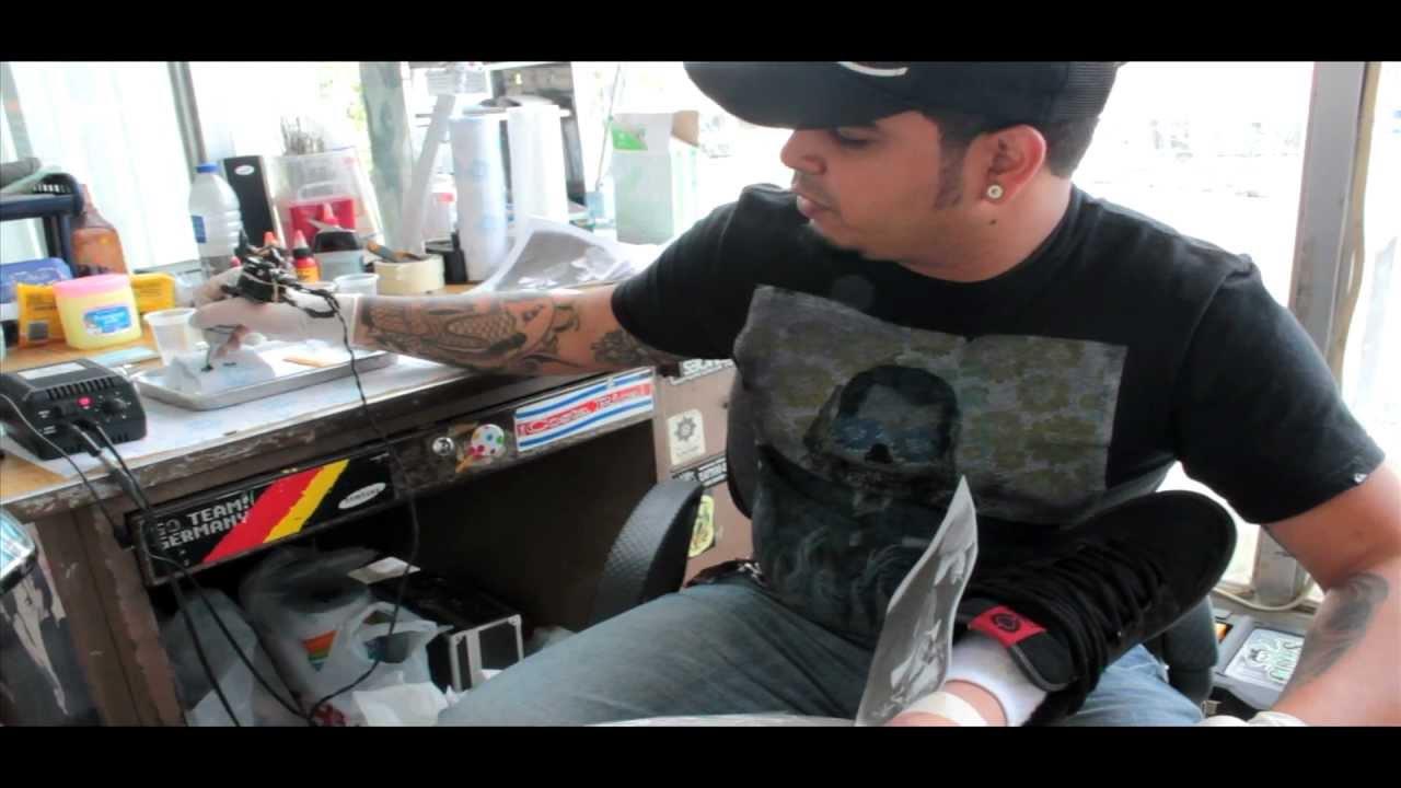 Entrevista a junito tattoo evolution youtube