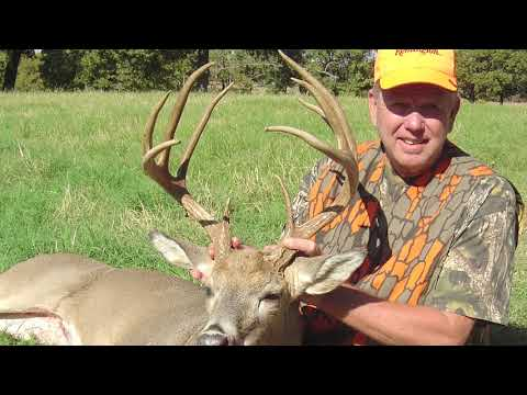 The Management Of Oklahoma's Wild Deer Population