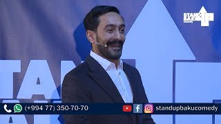 Səbuhi Bayramov (Stand UP Baku 26-cı şou)