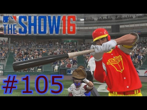 PLAYING UNCLE SAM! | MLB The Show 16 | Diamond Dynasty PT.105