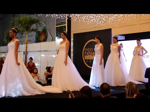 Expo Fashion Noivas 2017 - 1º Dia - Wish e Colmeia Filmes
