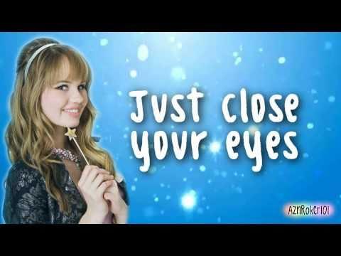 Open Eyes- Debby Ryan {[LYRICS ON SCREEN]}