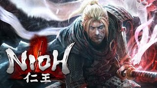 Nioh / ONIMUSHA + DARK SOULS! - Demo Gameplay