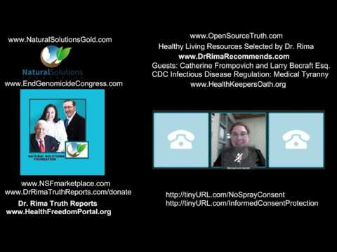 CDC Quarantine Regulation: Medical Tyranny