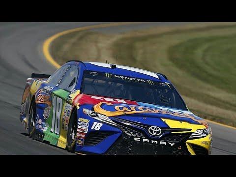 Kyle Busch snaps long winless streak to claim second NASCAR ...
