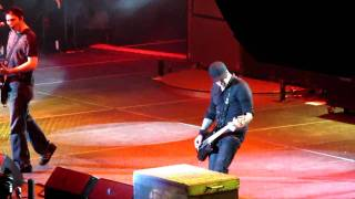 "Breaking Benjamin ""Fade Away"" LIVE at Mohegan Sun Arena, Wilkes-Barre, PA 03/21/2010"