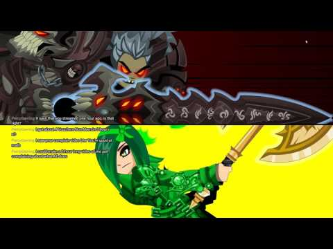AQW Let's Not Stream Episode 8 For the First Roentgenium!!