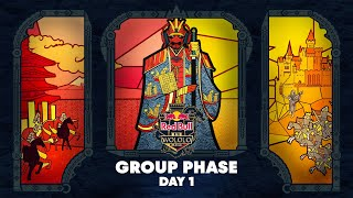 GROUP PHASE | Red Bull Wololo III Day 1