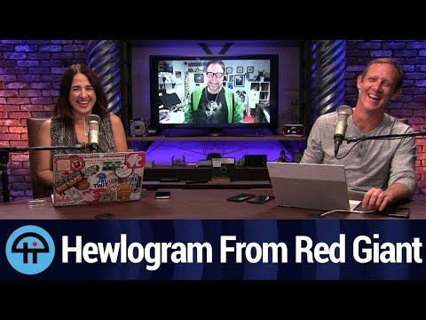 Hewlogram with David Hewlett streaming vf