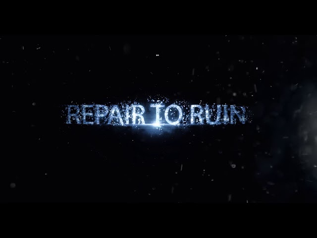 Broken - Lyric Video - Repair To Ruin