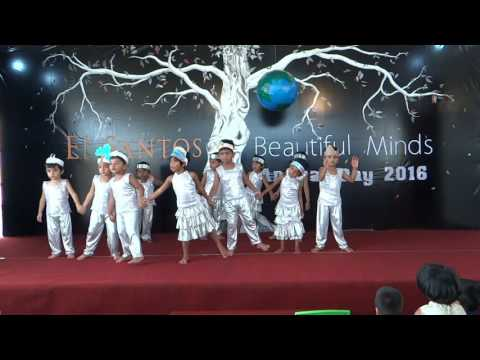 I am the Earth song - performed by the Nursery Class