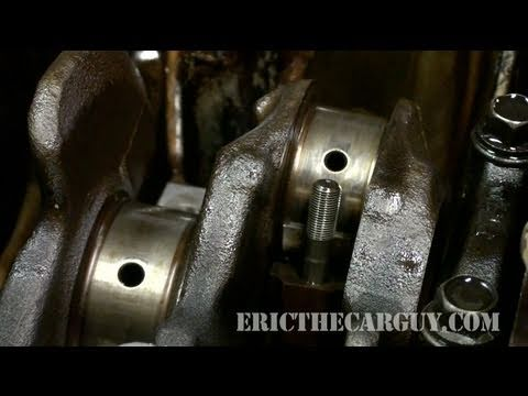 2010 Chevy Malibu Engine Diagram How Oil Pressure Works Ericthecarguy Youtube