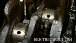 How Oil Pressure Works - EricTheCarGuy