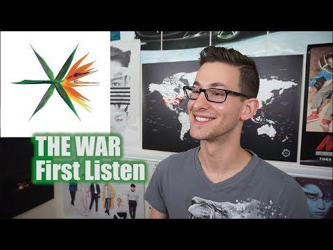 EXO - THE WAR Album First Listen [Live...